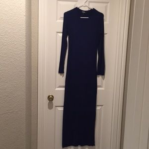 Lulu's Long Sleeve Bodycon Dress